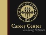FSU Career Center- Black and Gold Slide