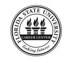 FSU Career Center New Black Logo Concept