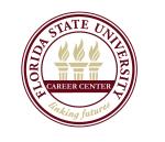 FSU Career Center- New Garnet and Gold Logo Seal Concept