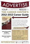 Career Guide Ad Sales Employer Promotional Poster