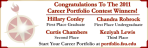 Career Portfolio Winners Web Banner