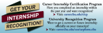 Internship Recognition Options Web Banner