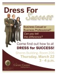 Dress for Success Workshop Handout