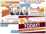 Fall Internship Workshop Campaign