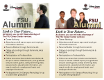 FSU Alumni Handout- Two Options