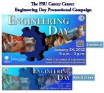 FSU Career Center- Engineering Day Campaign