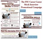 FSU Career Center- Mock Interview Campaign