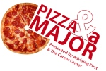 FSU Career Center- Pizza and a Major Logo