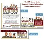 FSU Career Center- Seminole Future Ambassador Program Campaign