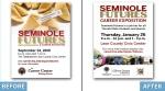 FSU Career Center- Seminole Futures Career Exposition Rebranding
