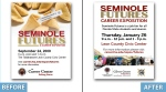 FSU Career Center- Seminole Futures Career Exposition Rebranding