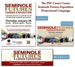 FSU Career Center- Seminole Futures Expo Campaign