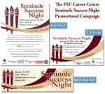 FSU Career Center- Seminole Success Night Campaign