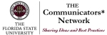 FSU University Communication- Communicators Network Logo