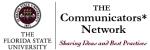 FSU University Communication- Communicators Network Logo