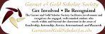 Garnet and Gold Society Web Banner