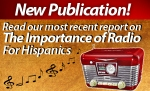 New Report About The Important of Radio for Hispanics Button