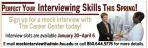 Mock Interviews Web Banner