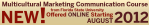 Multicultural Marketing Communication Online Course Banner- Option 2