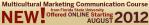 Multicultural Marketing Communication Online Course Banner- Option 2
