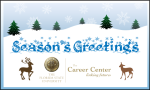 Season's Greetings Newsletter Image