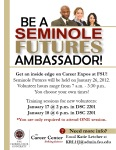Seminole Futures Ambassador Program Handout
