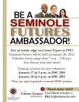 Seminole Futures Ambassador Program Handout