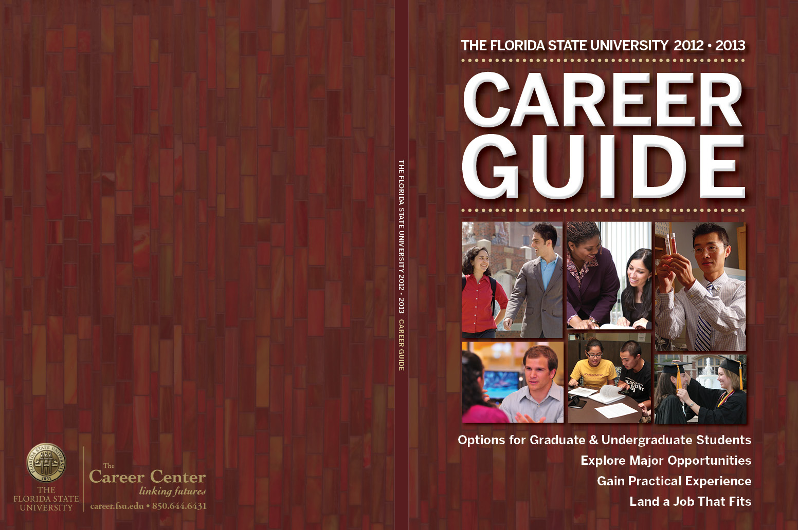 fsu career guide  cover options
