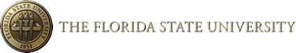 FSU Gold Horizontal Logo
