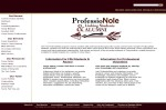 ProfessioNole Network Informational Landing Page