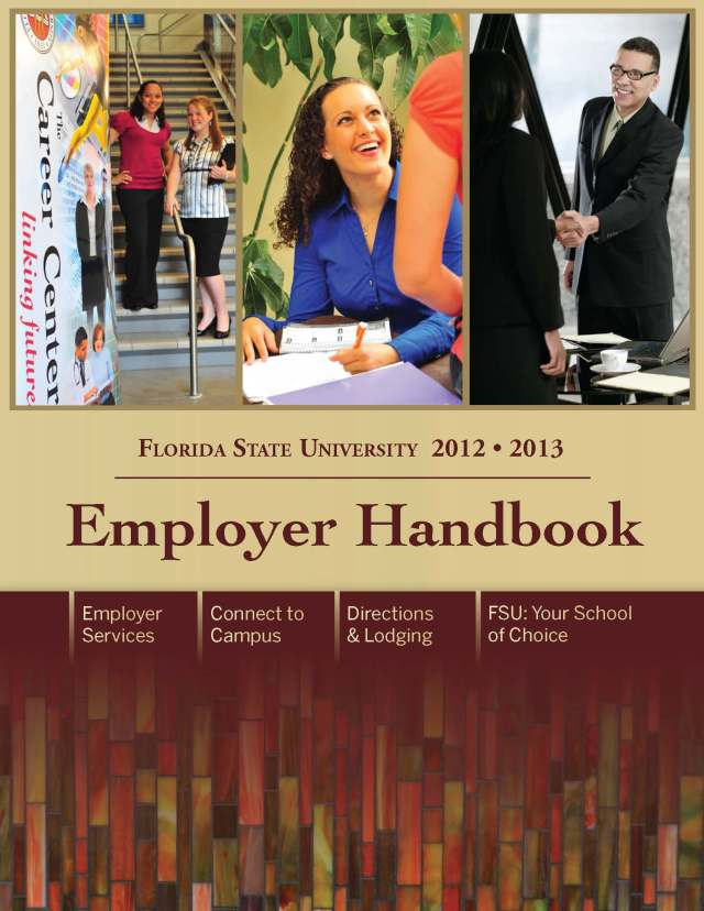 Front Cover_2012-13 Employer_Handbook